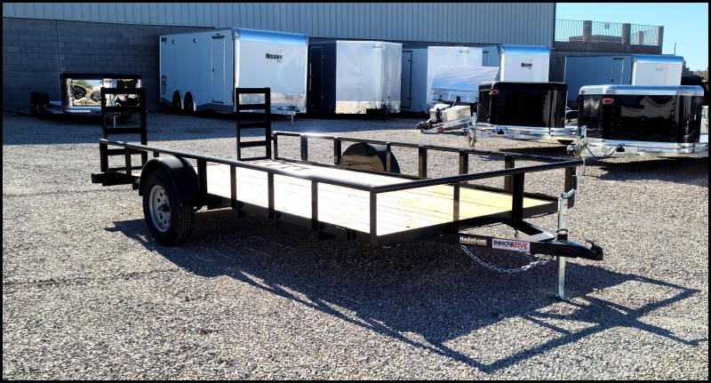"2020 Innovative Trailer Mfg. 83""x14 Utility Trailer"