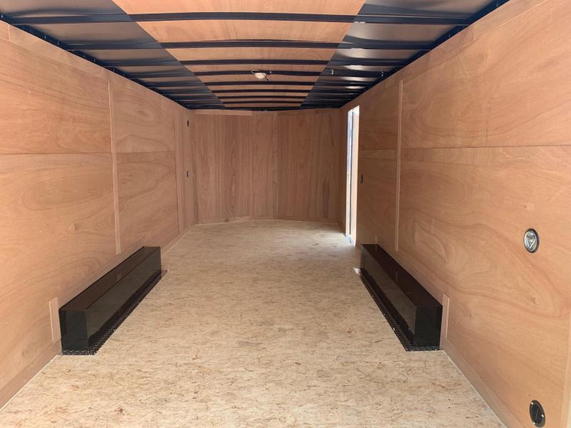 2020 Haulmark PP85x20T2 Enclosed Cargo Trailer