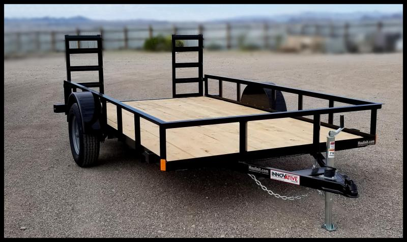 2020 Innovative Trailer Mfg. 77x12 Utility Trailer