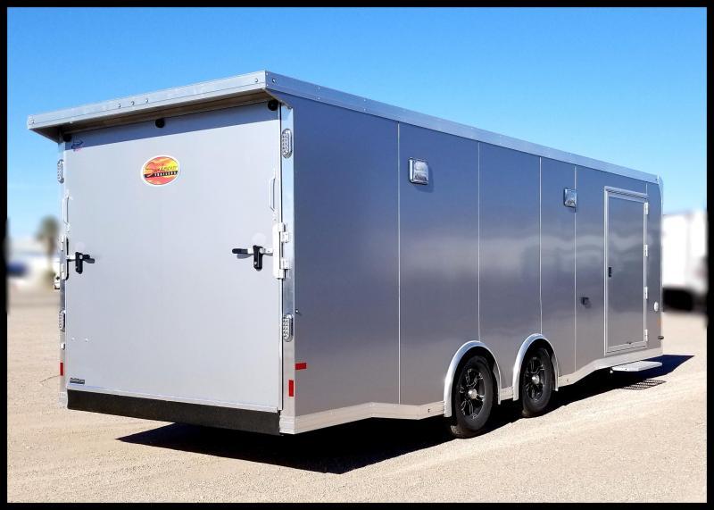 2020 Sundowner Trailers RCS24BP Car / Racing Trailer