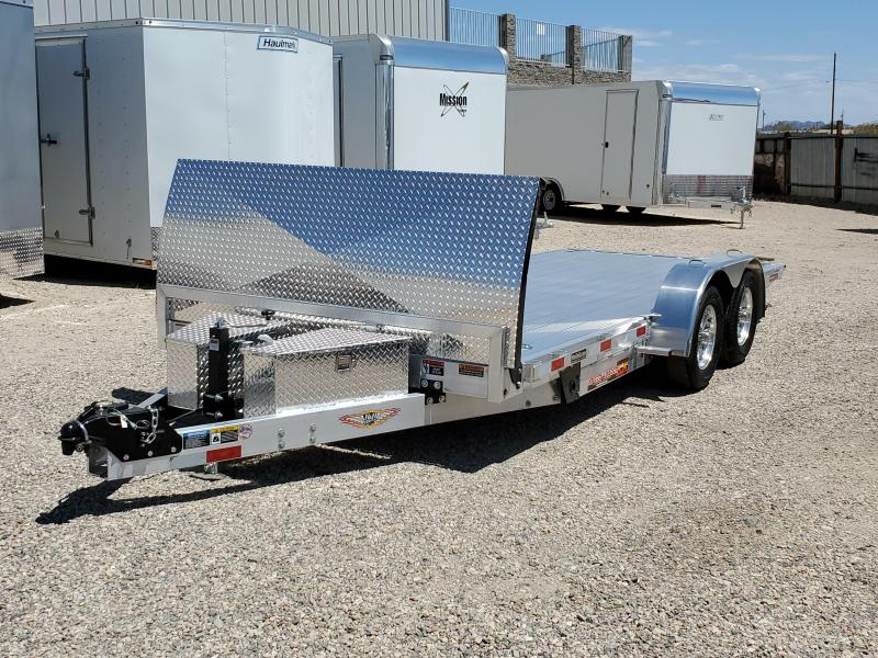 2020 H and H Trailer 18 EXA Car / Racing Trailer
