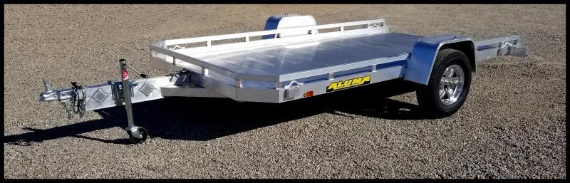 2021 Aluma 77 x 12 Utility Trailer