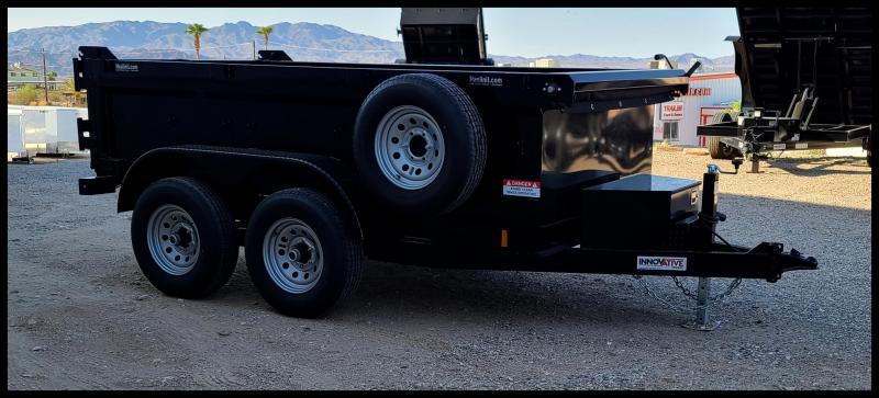 2022 Innovative Trailer Mfg. 60 x 10 Dump Trailer