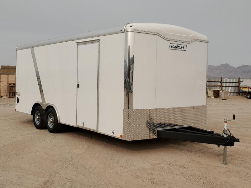 2021 Haulmark TS8520T3 Enclosed Cargo Trailer