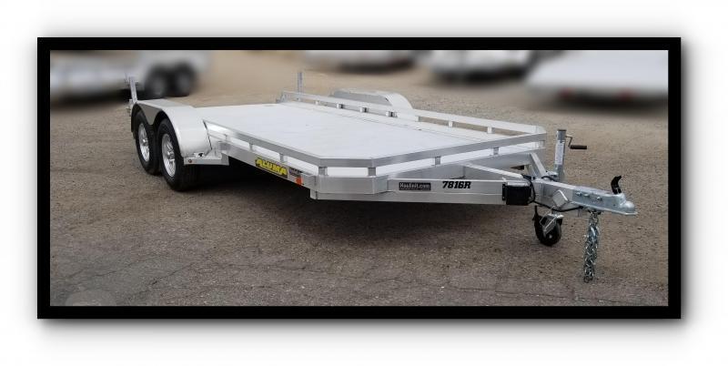 2020 Aluma 78 x 16 Car Trailer