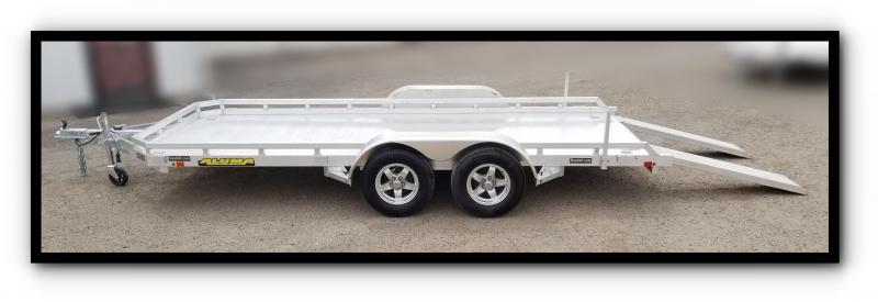 2021 Aluma 78 x 16 Car Trailer
