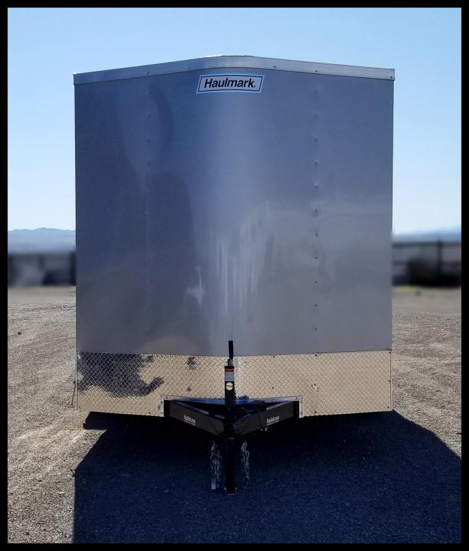 2020 Haulmark 7 x 14 Enclosed Cargo Trailer