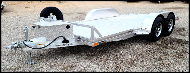 2021 Sundowner Trailers 4000 AP All Purpose Car Hauler Flatbed Trailer