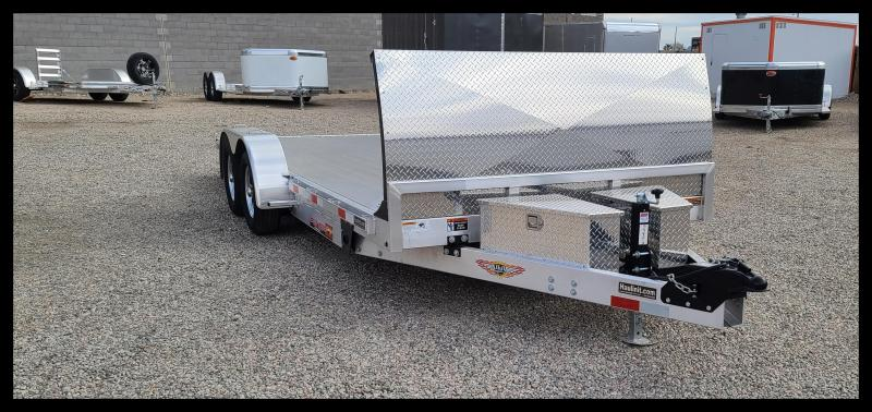 2021 H&H Trailers H8220EXLA Car / Racing Trailer