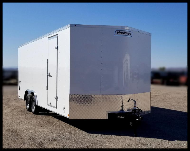 2020 Haulmark 8.5 x 20 Enclosed Cargo Trailer