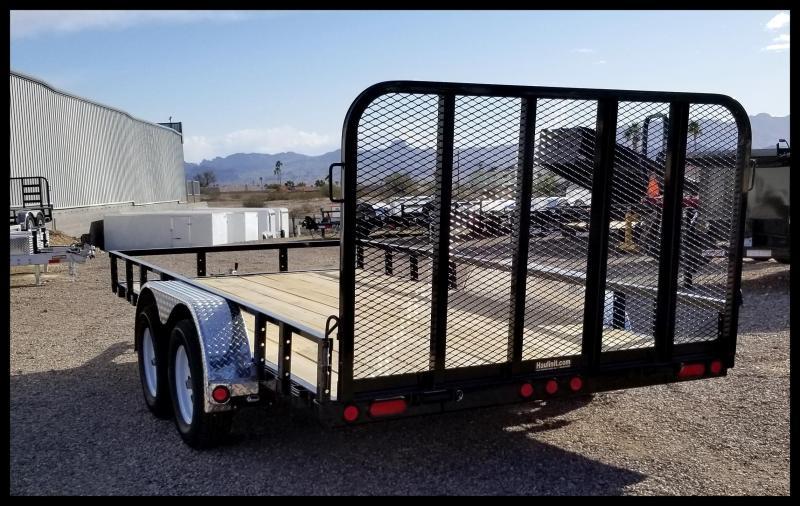 2020 PJ Trailers 83x16 Utility Utility Trailer