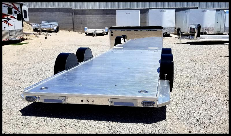 2020 Sundowner Ultra 82 x 22 Flatbed  Trailer