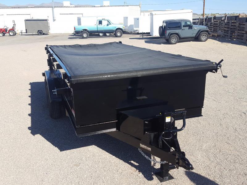 2020 Innovative Trailer Mfg. 7X14 Comp Dump Dump Trailer