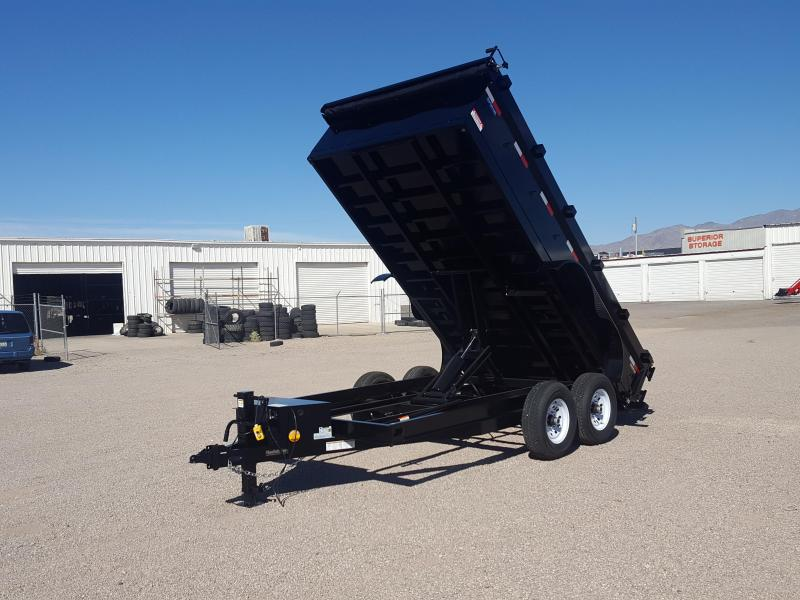 2020 Innovative Trailer Mfg. 7X14 Comp Dump Dump Trailer