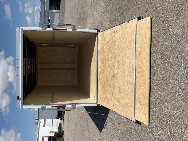 2020 Haulmark PP716T2-D Enclosed Cargo Trailer