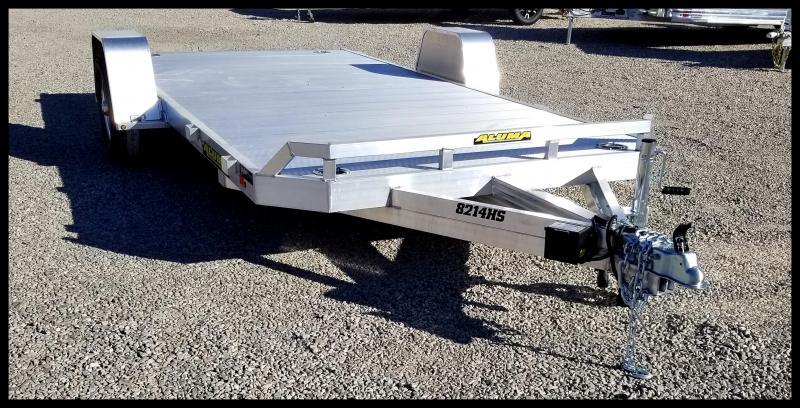 2020 Aluma 82 x 14 Utility Trailer