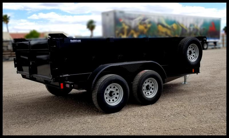 2020 Innovative Trailer Mfg. 60 x 10 Comp Dump Dump Trailer