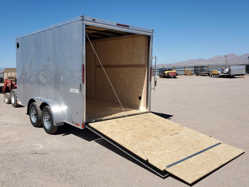 2021 Haulmark 7X14 Enclosed Cargo Trailer