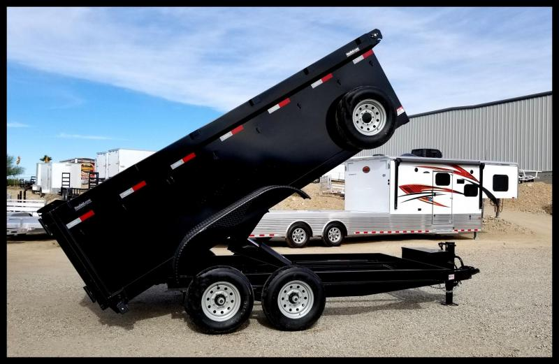 Innovative Dump 83 x 14 Dump Trailer
