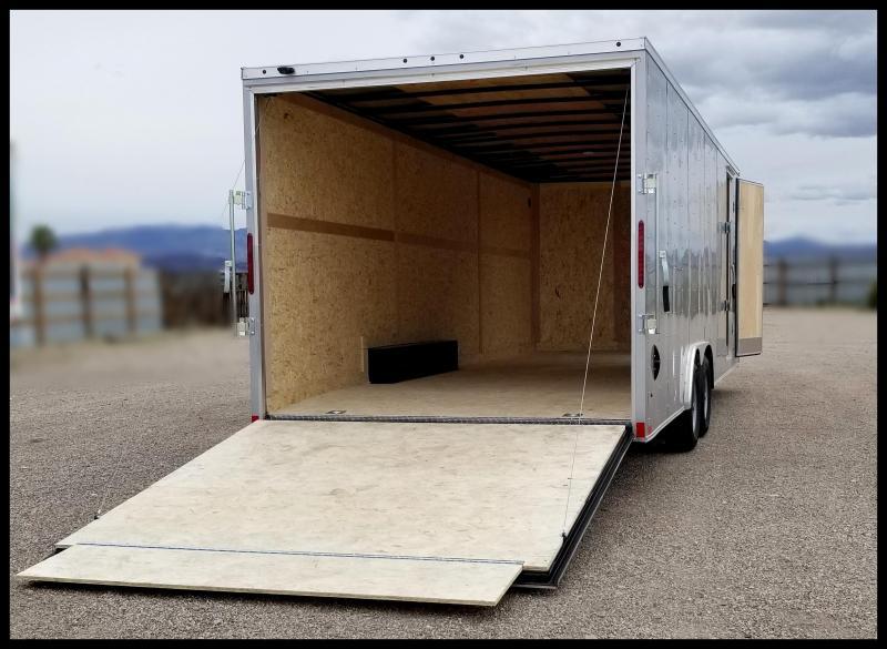2020 Haulmark Haulmark 8.5 x 24 Passport Enclosed Trailer Enclosed Cargo Trailer