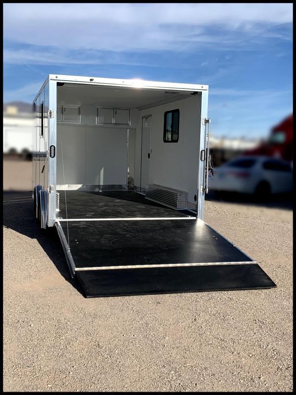 Mission EZ Hauler 8.5 x 16 Enclosed Cargo Trailer