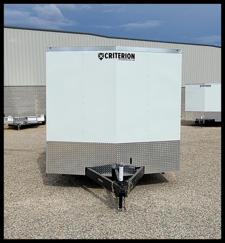 2021 Criterion 8.5 x 20 Enclosed Cargo Trailer