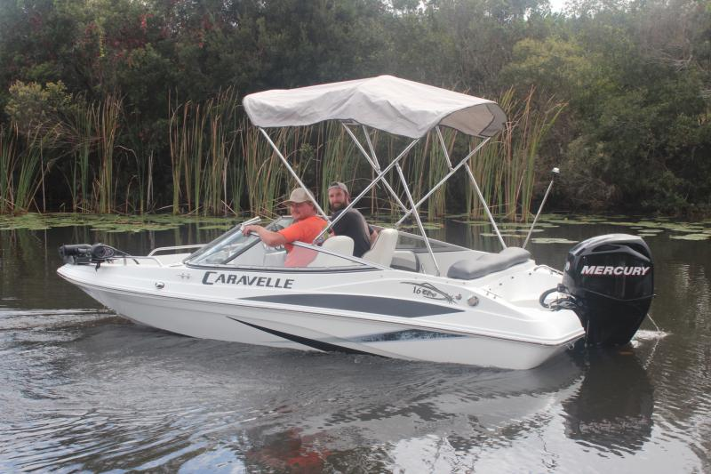 2015 Caravelle Boat Group Caravelle 16EBO