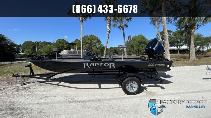 2021 Caravelle Boat Group Raptor 200