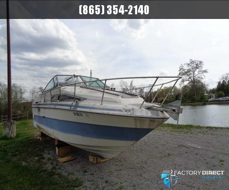 1986 Sea Ray Sundancer 268BH