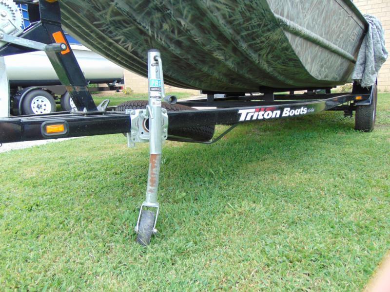 2014 Triton Triton DUCK BOAT