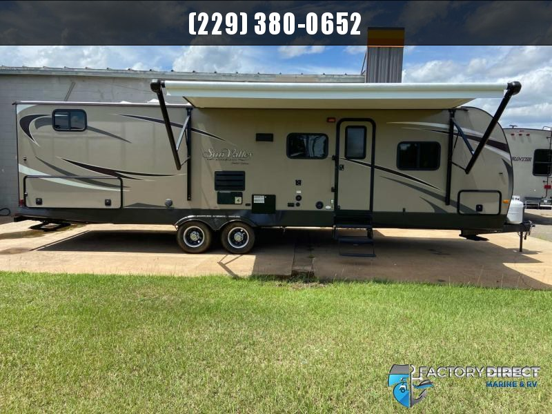 2015 Evergreen Rv, Llc Sunvalley 280BHLTD