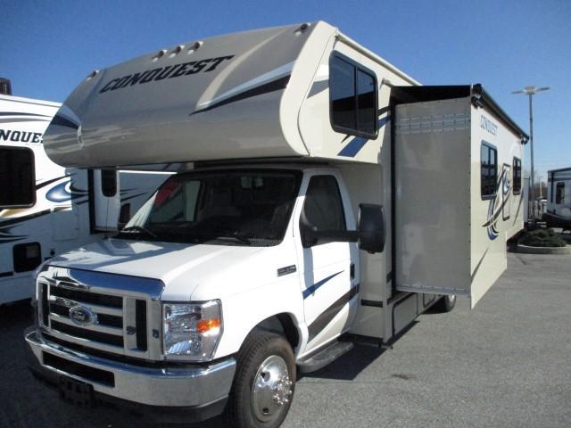 2020 Gulf Stream Coach Conquest 6245D