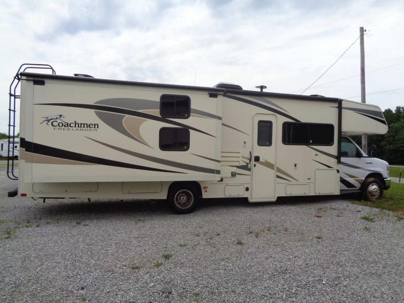 2018 Coachmen By Forest River Freelander 31BH