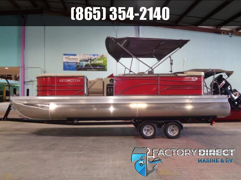 2019 International Pontoon Corporation Lexington 524