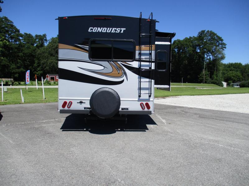 2021 Gulf Stream Coach Conquest 6320D