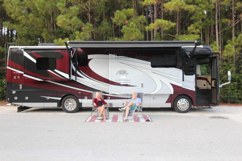 2016 Coachmen By Forest River Bentley 34B