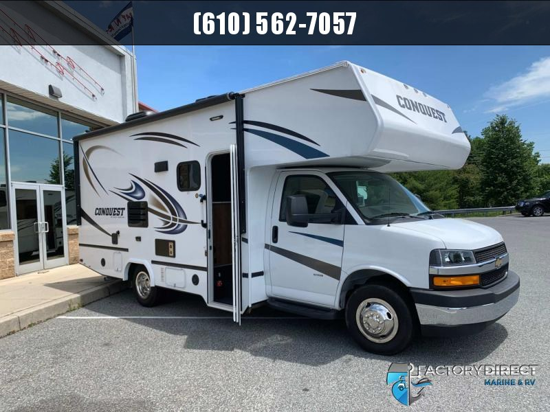 2020 Gulf Stream Coach Conquest 6320D