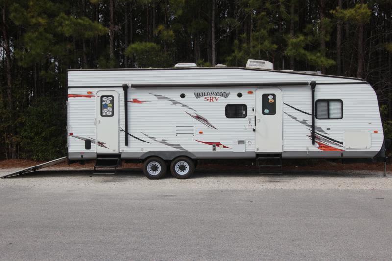 2013  Wildwood M-32SRV