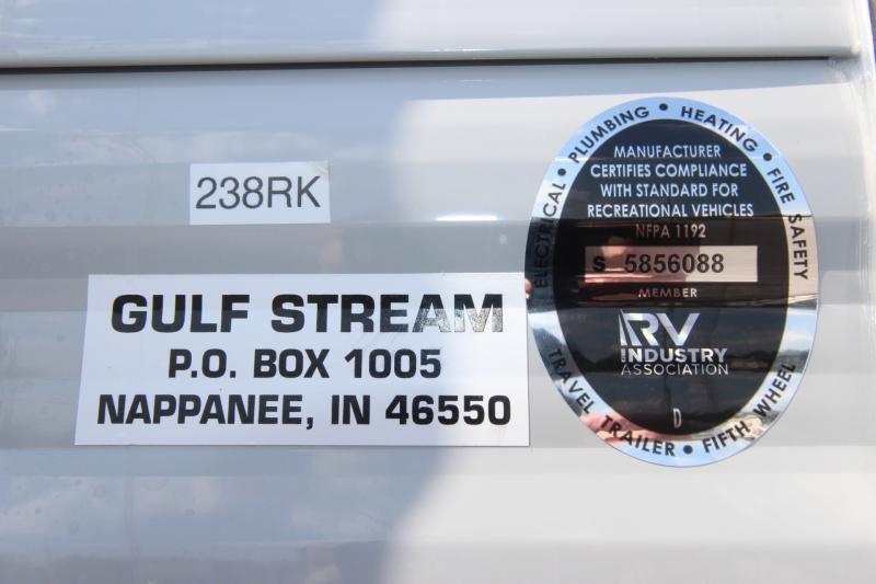 2021 Gulf Stream Coach Ameri-lite 238RK