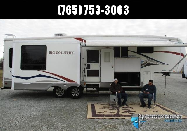 2008 Heartland Rv Big Country 3250TS