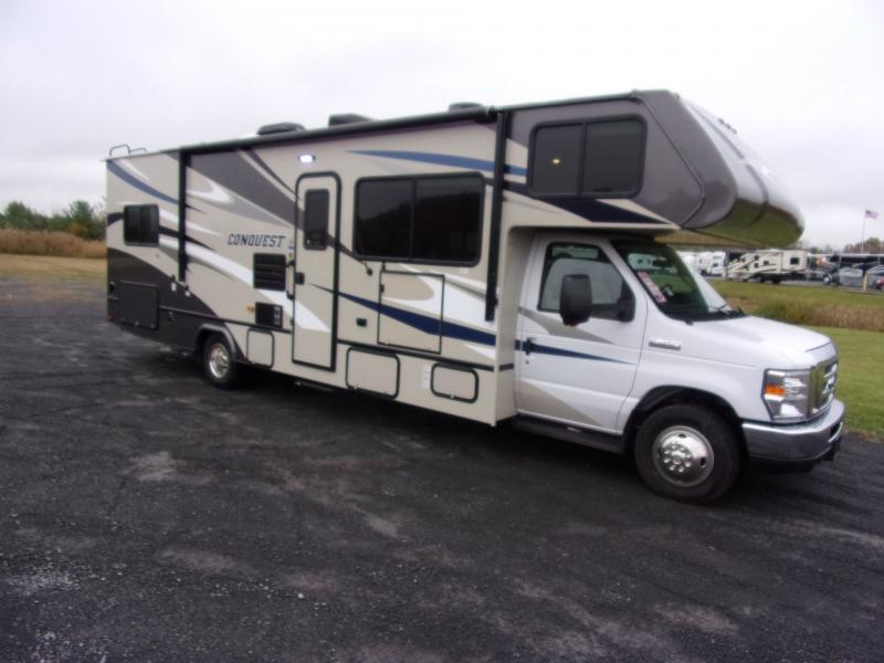 2020 Gulf Stream Coach Conquest 6310D