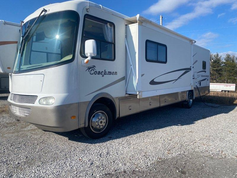 2003  Coachmen 332 RENDEVOUS
