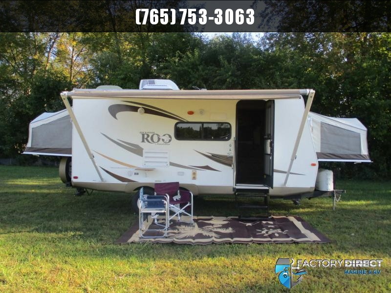 2012 Forest River Roo 21SS