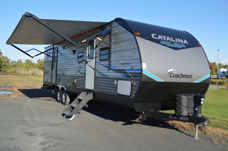 2021 Coachmen Catalina 323BHDS