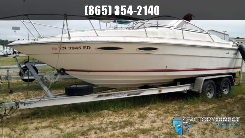 1989 Sea Ray Boats Inc Sea Ray 230