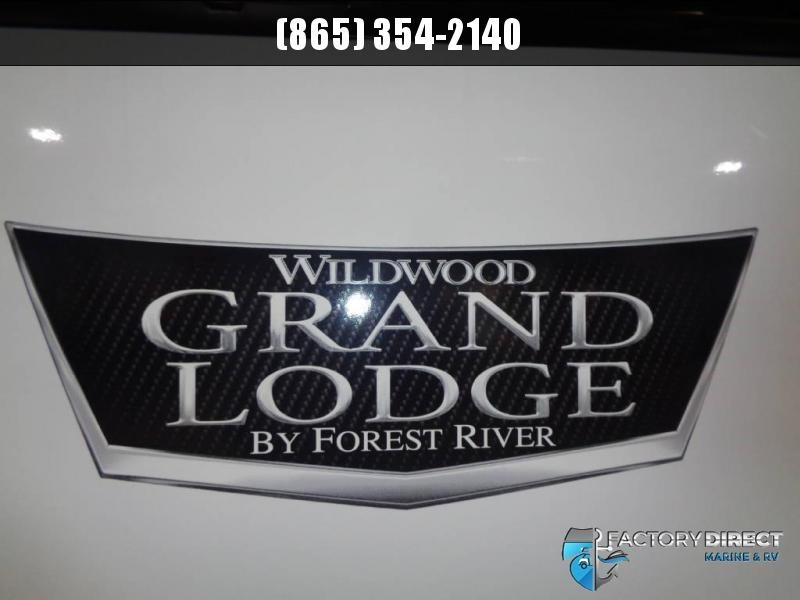 2021  Wildwood Grand Lodge 42FK