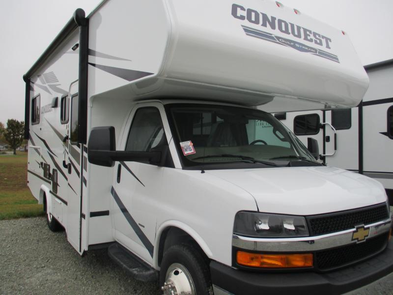 2021 Gulf Stream Coach Conquest 268BH