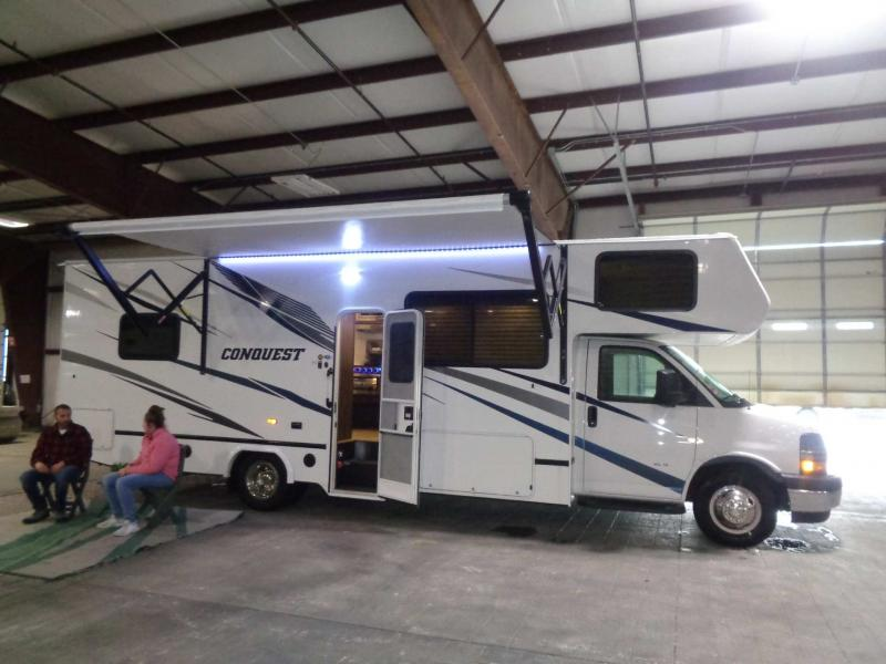 2021 Gulf Stream Coach Conquest 36280LE