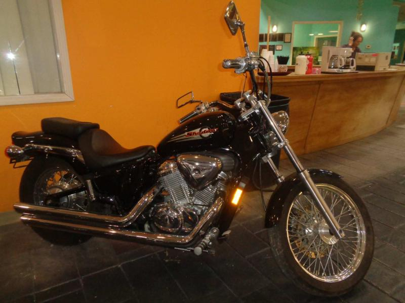 1999  Honda Shadow VCD
