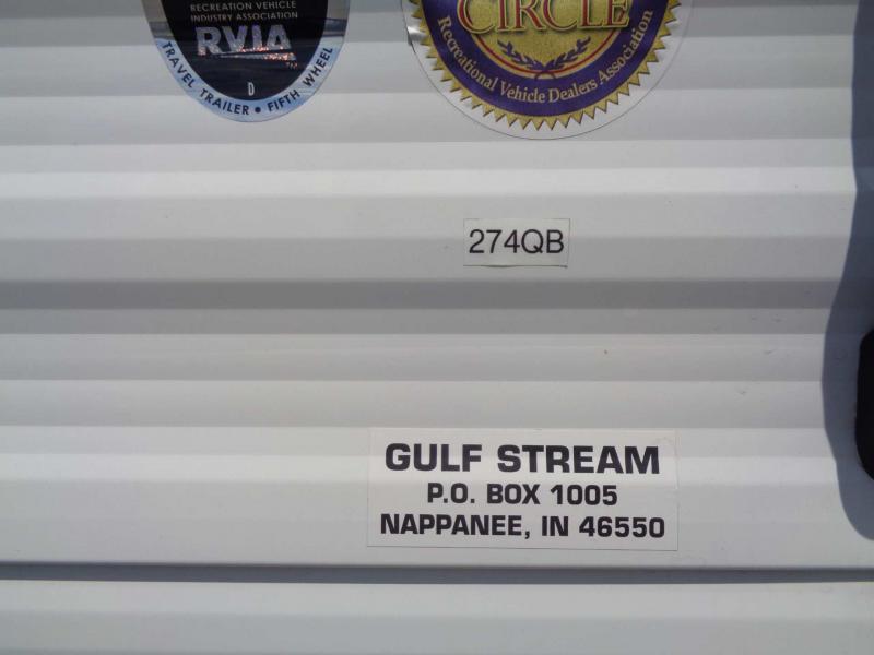 2017 Gulf Stream Conquest 274QB